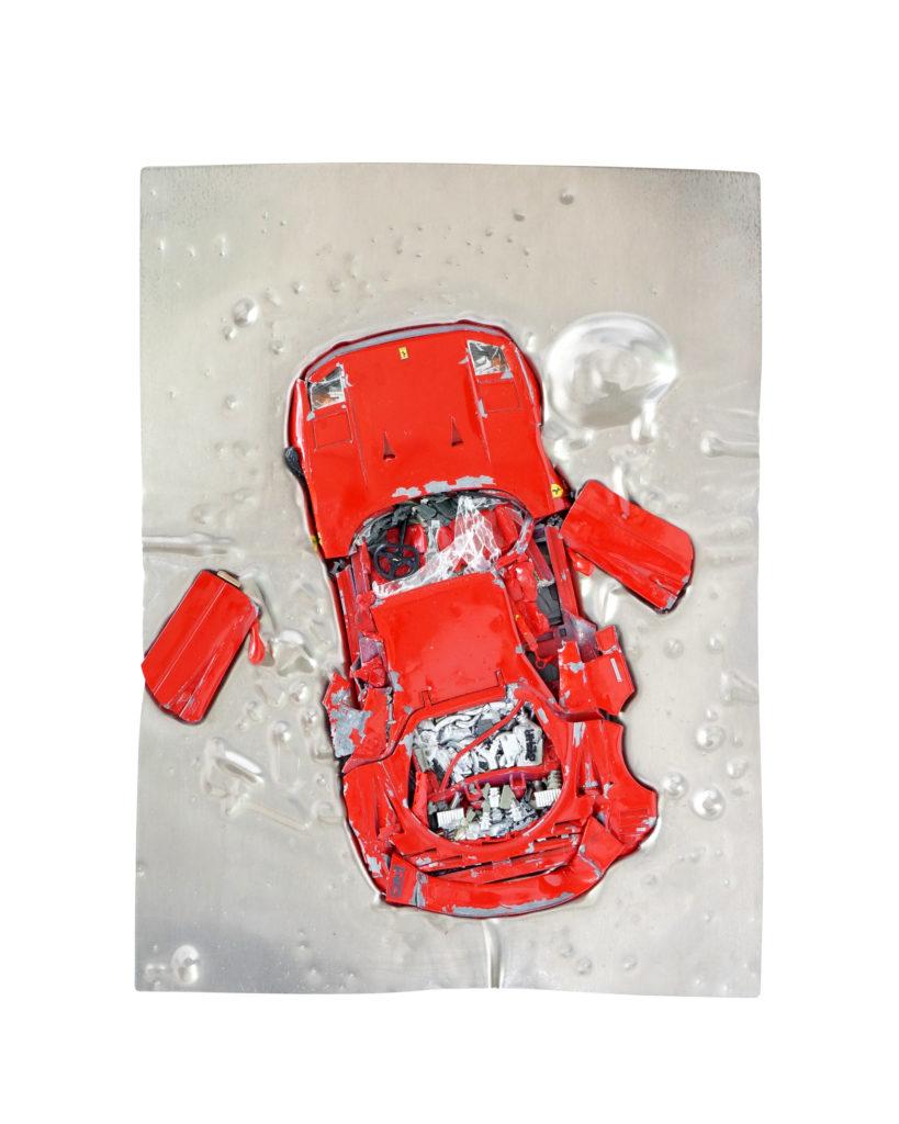 Job van den Berg - Car Crash 1:18