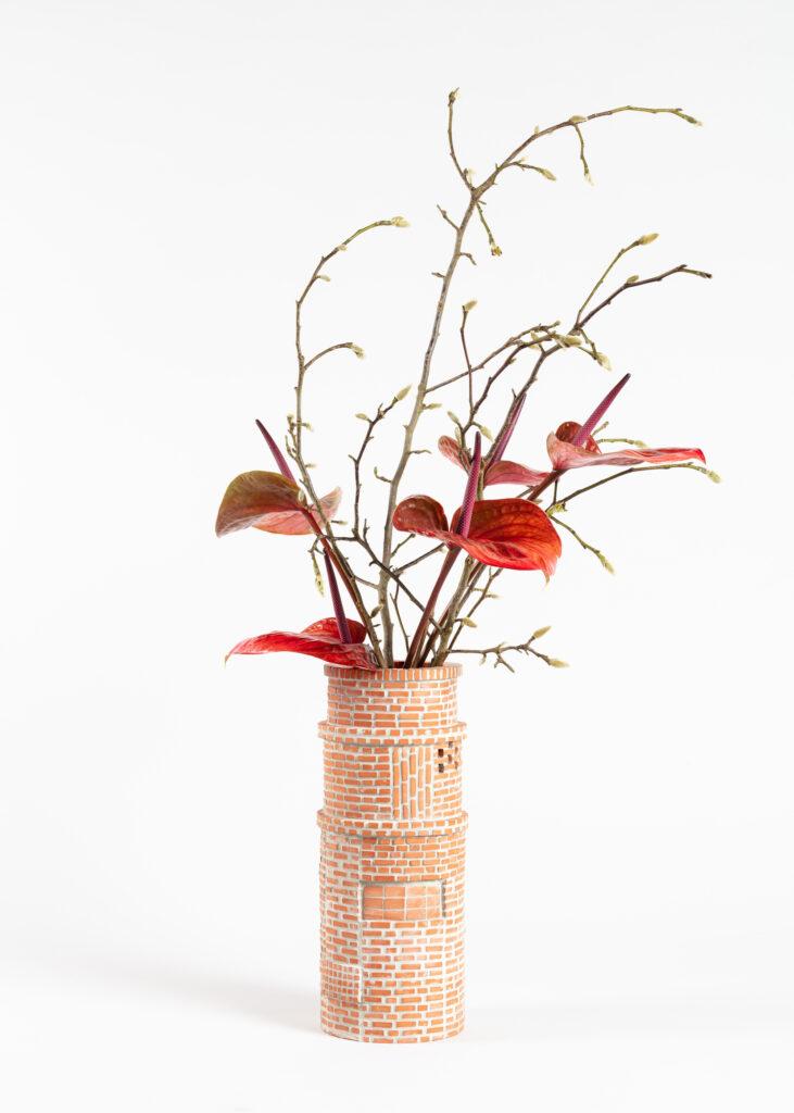 Job van den Berg - Brickwork Vase